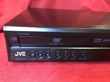 JVC HR-XVC11 DVD Player/VCR Video Cassette Recorder w/ Remote - TESTED WORKING