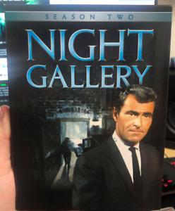 Night Gallery: The Complete Second Season - DVD Digipack - Region 1