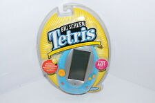 Radica Big Screen Tetris Handheld Electronic Game 2005 (New and Sealed)