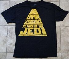 "MEN'S LARGE STAR WARS ""THE EMPIRE STRIKES BACK"" SHIRT"