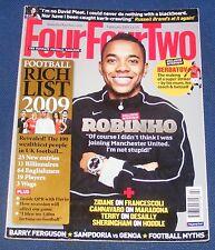 FOURFOURTWO MAGAZINE FEBRUARY 2009 - FOOTBALL RICH LIST 2009