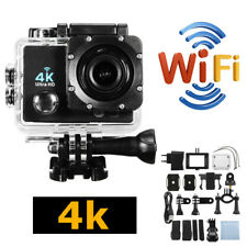 1080P Wifi 4K Ultra 30FPS Sport Action Camera DVR DV Cam Camcorder Waterproof