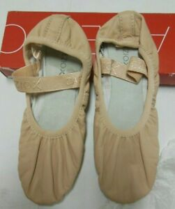 212C full sole ballet shoe Capezio lily 1N leather BPK ballet pink