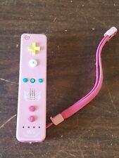 Official OEM Princess Peach Nintendo Wii Motion Plus Remote Controller