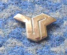 STOMIL OLSZTYN TIRES AUTOMOBILE CARS 1980's GREATER SILVER VERSION PIN BADGE