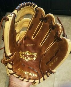New Glovesmith Select 11.5 Inch Baseball Infielders Glove,  Right-Handed Thrower