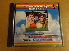 CD / DE CLICHEEMANNETJES KOOT EN BIE