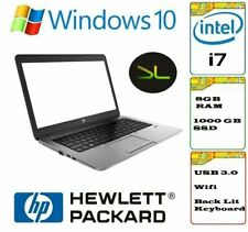 20% VAT Included - Intel Core i7 Laptop with 8GB RAM, 1TB SSD (1000GB)