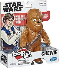 Bop It Electronic Game - Star Wars Chewie Edition