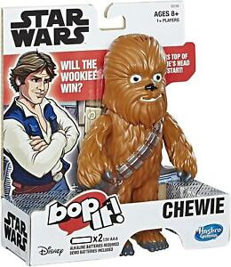 Bop It Star Wars Chewie Edition Game Electronic Game Toy Hasbro Gaming Chewbacca