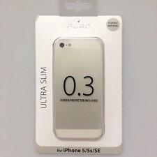 boîtier ULTRA MINCE 0.3 Pochette de protection pour apple iphone 5 5S