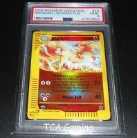 PSA 9 MINT Rapidash 26/165 Expedition REVERSE HOLO Pokemon Card