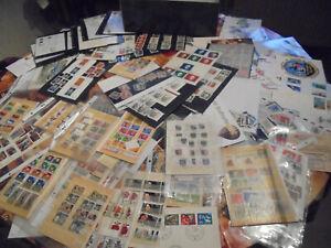 Kiste über 1 kg - Marken- Briefe -Ganzsachen...