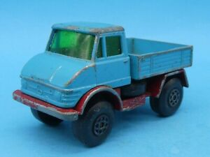 Matchbox Unimog Truck Diecast Toy CAR