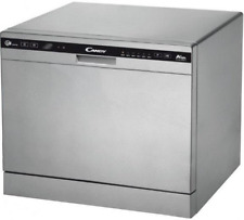 Candy Dishwasher CDCP 8/E-S Table, Width 55 cm, Number of place settings 6, Numb