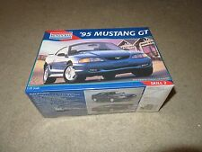 Monogram '95 1995 Ford Mustang GT 1:25 Scale Model Kit MISB Sealed See My Store