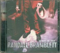 Randall Bramblett - No More Mr. Lucky Cd Ottimo