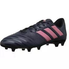 NEW Adidas Women's Nemeziz 17.4 FG Soccer Cleats Shoes DB2246 Blue Pink sz 9.5