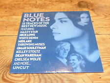 VARIOUS - UNCUT BLUE NOTES !!!!!!!! RARE CD PROMO