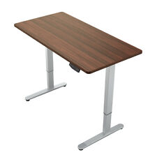 """FlexiSpot E2 48"""" Height Adjustable Electric Sit-Stand Standing Desk Frame Only"""