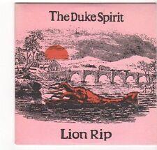 (EZ614) The Duke Spirit, Lion Rip - 2005 DJ CD