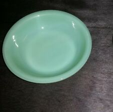 VINTAGE FIRE KING JADEITE RESTAURANT THICK BOWL
