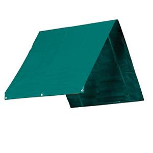 """Swing-N-Slide WS 4496 43"""" x 90"""" Heavy Duty Swing Set Canopy Green"""