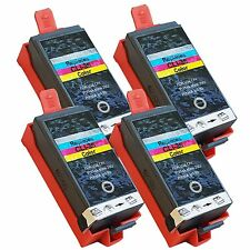 4pk Color Ink Cartridge for Canon CLI-36 CLI36 PIXMA iP100 iP110 Mini260 Printer