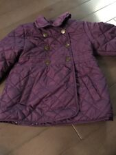 Dollhouse Purple Girls Spring or Fall Jacket Size 2T