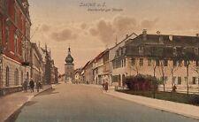 Saalfeld,a.S.,Germany,Blankenburger Strasse,Thuringia,Used,1913