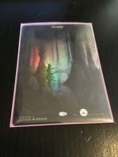 MTG CARTE UNSTABLE SWAMP NM FOIL