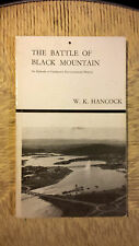 battle of Black Mountain:  episode of Canberra's environmental history HANCOCK