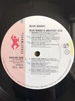 "Blue Magic ‎– Blue Magic's Greatest Hits 12"" Vinyl Album. NM Soul Funk"