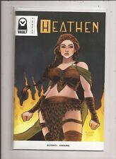 Vault Comics HEATHEN #4 1st Print Tess Fowler Cover Alterici NM