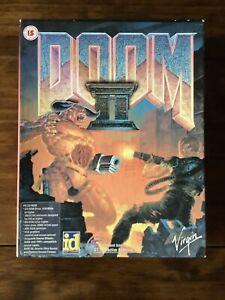 DOOM II Vintage 1994 Big Box Edition - PC CD-ROM