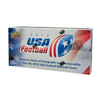 2012 Upper Deck USA Football Hobby Box Set