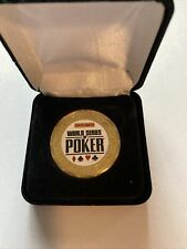 World Series Of Poker Coin, Caesars, 2011-2012, Brand New