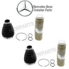 For Mercedes W251 R350 Pair Set of 2 Inner Axle Boot Kits Genuine 251 330 24 00