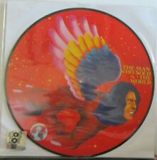 DAVID BOWIE ~ The Man Who Sold The World ~ VINYL LP PICTURE DISC - SEALED