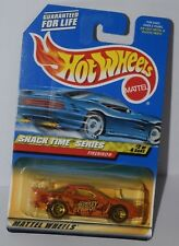 Hot Wheels Snack Time Series 1999 - Pontiac Firebird - Yip's Cheesy Chips
