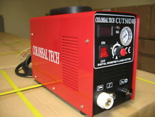 Plasma Cutter CUT50DR Digital New Inverter 110/220Dual Includes 40 Consumables