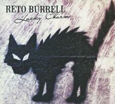 Lucky Charm von Reto Burrell (2014) - CD Digipack - TOP