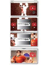 Wreck-it Ralph Vinyl Skin Sticker for Nintendo DSi