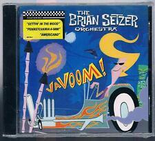 THE BRIAN SETZER ORCHESTRA VAVOOM  CD F.C.  SIGILLATO!!!