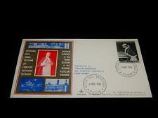 Vintage Postal Cover, VATICAN CITY, ITALY, Closing Of 3rd Session,Pope Paulus VI
