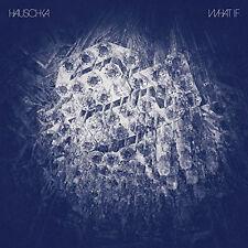 HAUSCHKA - WHAT IF, ORG 2017 vinyl LP + MP3, NEW - SEALED!