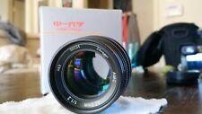 Zhongyi Mitakon 42.5mm f/1.2 for Micro Four Thirds Camera Mft