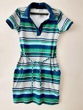 029 44//46 Kangaroos Damen Kleid Sweatkleid Gr blau Ton NEU