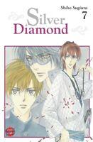 Silver Diamond  7 Manga