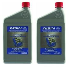 NEW Set of 2 ATF DW-1 Automatic Transmission Fluids for Honda Acura Aisin